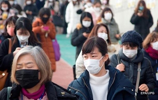 У Південній Кореї третій день поспіль рекорди щодо приросту COVID-випадків