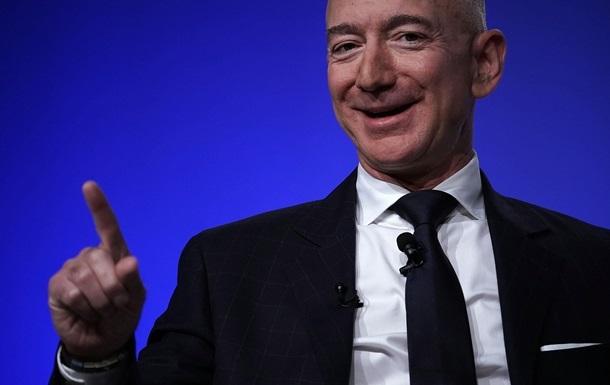 После ухода с Amazon Безос разбогател на $11 млрд