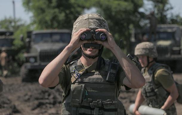 Против ВСУ применили артиллерию и ПТРК – штаб