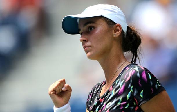 Калініна вийшла у фінал турніру у Франції