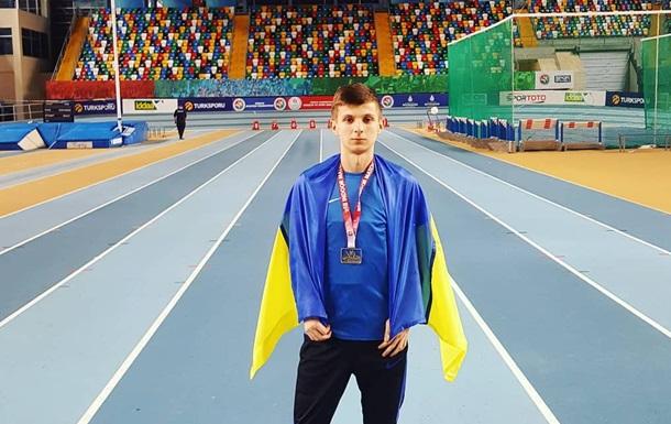 Україна взяла  бронзу  в чоловічій естафеті на чемпіонаті Європи U-23
