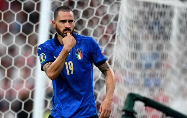 Бонуччи - самый возрастной автор гола в истории финалов Евро
