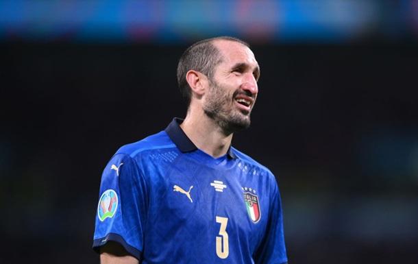 К єлліні став найстаршим капітаном в історії фіналів Євро