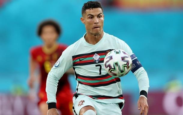 Роналду стал лучшим бомбардиром Евро-2020
