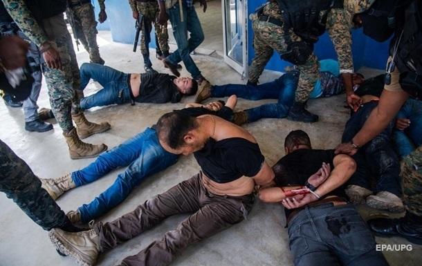 На Гаити задержали возможного организатора убийства президента