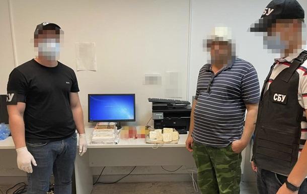 СБУ заблокувала канал контрабанди прекурсорів