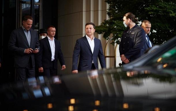 Встречу Зеленского и главы Минобороны ФРГ отменили