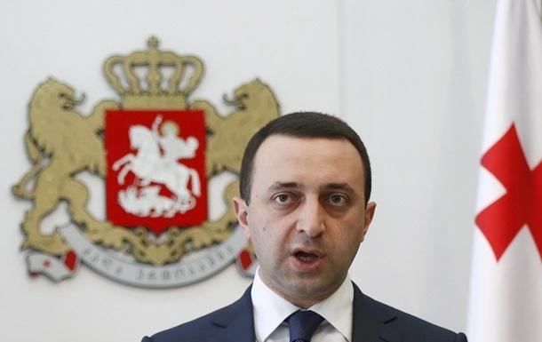 Премьер Грузии отказался уходить в отставку