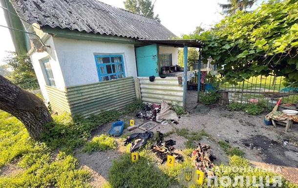 У Хмельницькій області пенсіонерка підпалила співмешканця