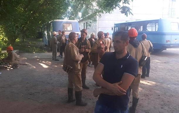 На Кіровоградщині страйкують гірники уранових шахт