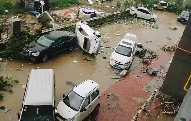 У Китаї найбільші за 10 років торнадо