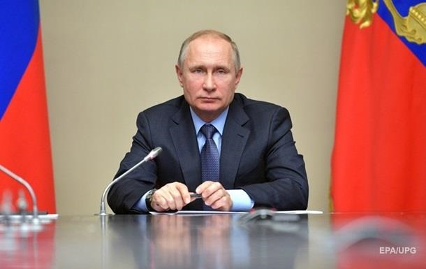 Путін: Україна - найбідніша країна Європи
