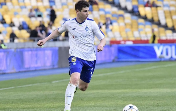 Дніпро-1 орендував ще одного гравця Динамо