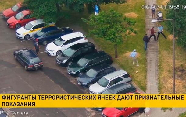 В Беларуси заявили о поимке всех `террористов`