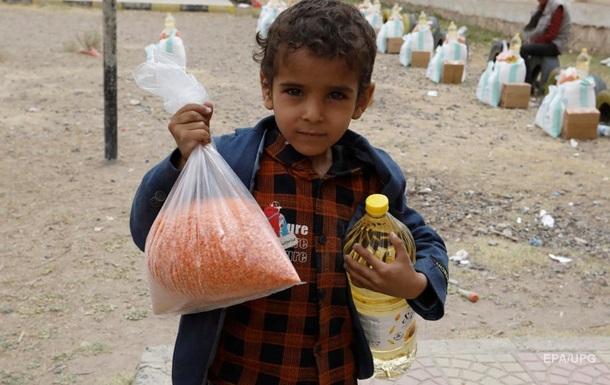 Пандемія загострила ситуацію з голодом у світі - ООН