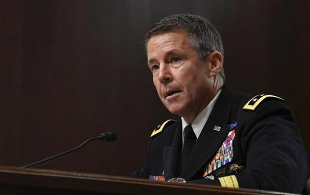 Командувач силами США в Афганістані склав повноваження