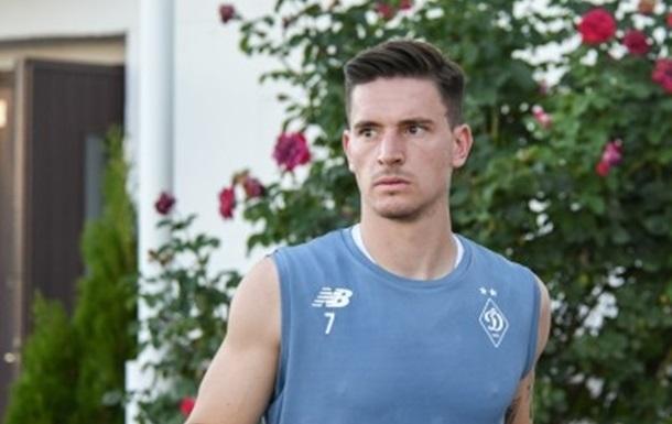Вербич и Де Пена вернулись в общую группу Динамо