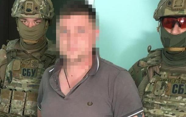 В СБУ сообщили о задержании агента российской разведки