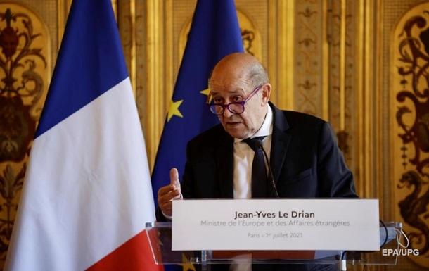 Франція визначилася із главою делегації на саміті Кримської платформи