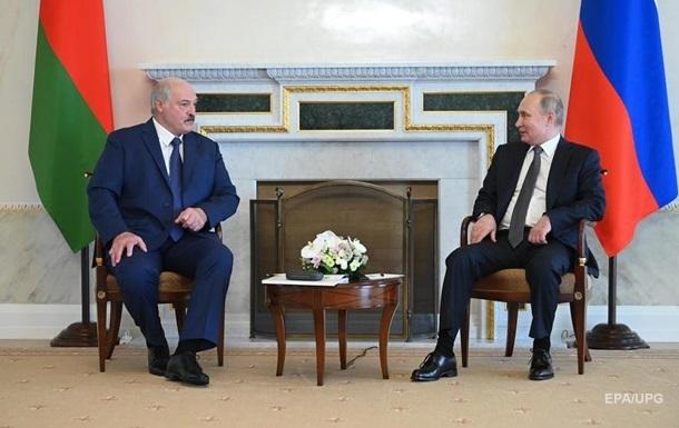 Лукашенко заявив про терор Заходу проти білорусів