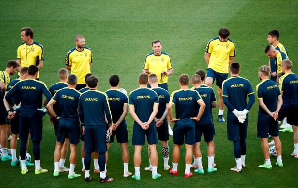 Україна зіграє з Чехією в Пльзені