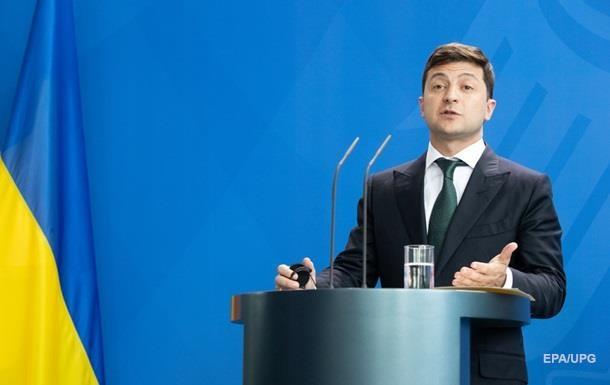 Зеленский переговорил с новым президентом Израиля