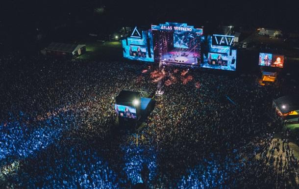 Atlas Weekend-2021 відвідала рекордна кількість людей