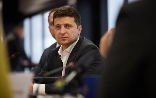 Зеленский обсуждает отставку Авакова со  слугами
