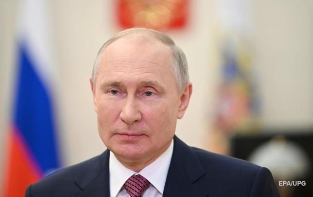 Путін зробив заяву щодо транзиту газу через Україну