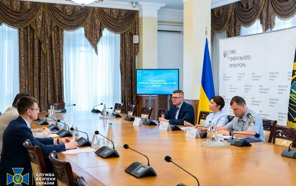 Баканов розповів про справи проти росіян на Донбасі
