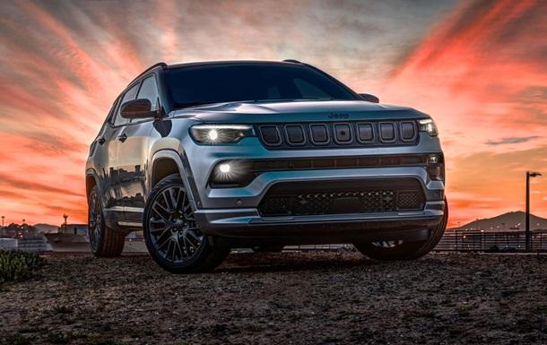Jeep представив новий позашляховик
