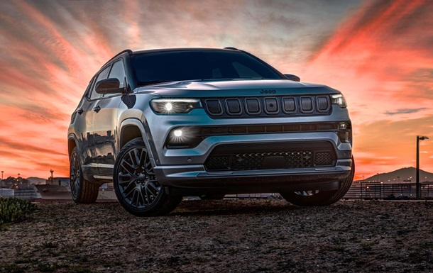Jeep представил новый внедорожник
