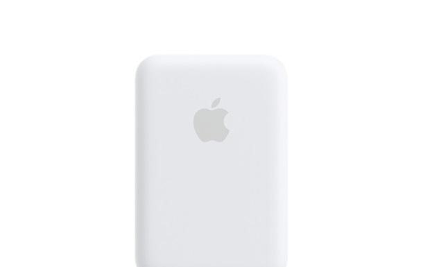 Apple представила внешний аккумулятор для iPhone 12