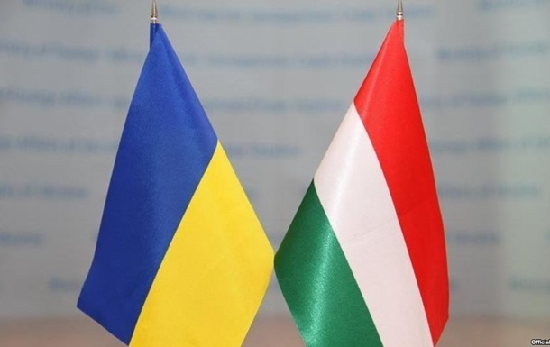 Украина обсуждает с Венгрией поддержку декларации о вступлении в ЕС