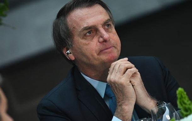 Медики встановили причину безперервної гикавки у президента Бразилії