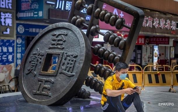 ВВП Китаю за півроку зріс на 12,7%