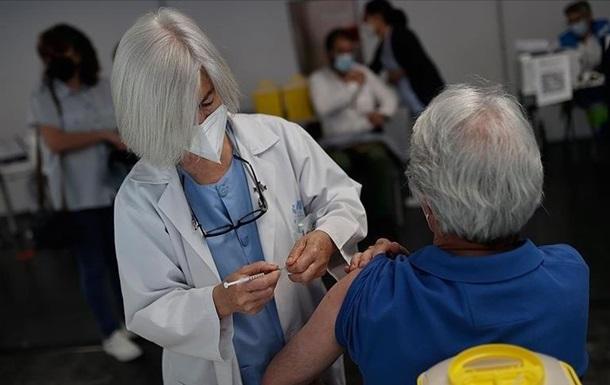 В мире сделали более 3,5 млрд прививок от COVID-19