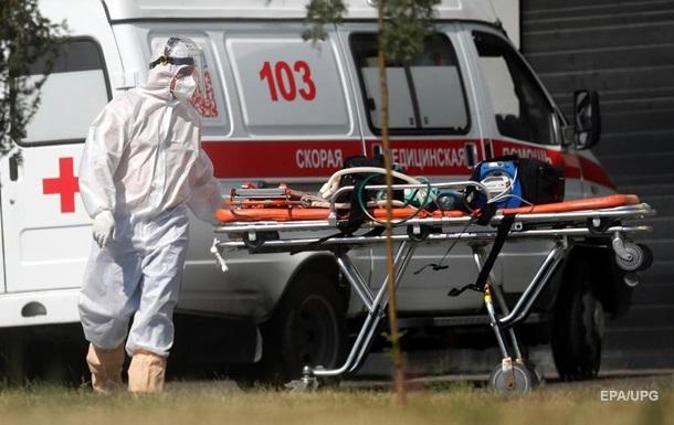 В России новый рекорд смертности от коронавируса