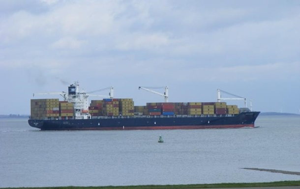 В Турции задержали корабль с экипажем из Украины