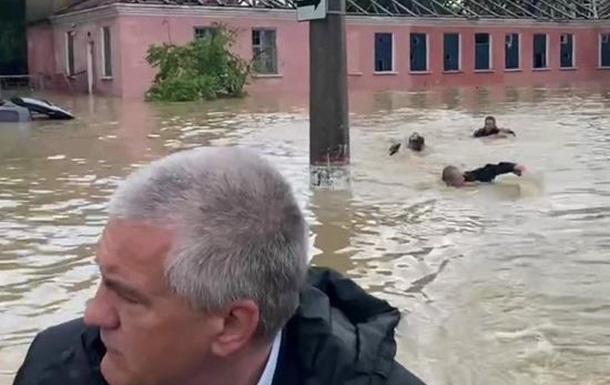 Проблемы с водой в Крыму продолжаются. То засуха, то потоп...
