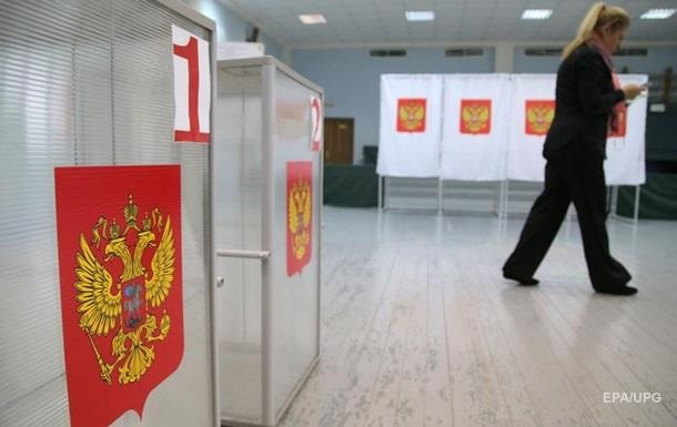 В Луганске российские депутаты агитируют голосовать за Единую Россию