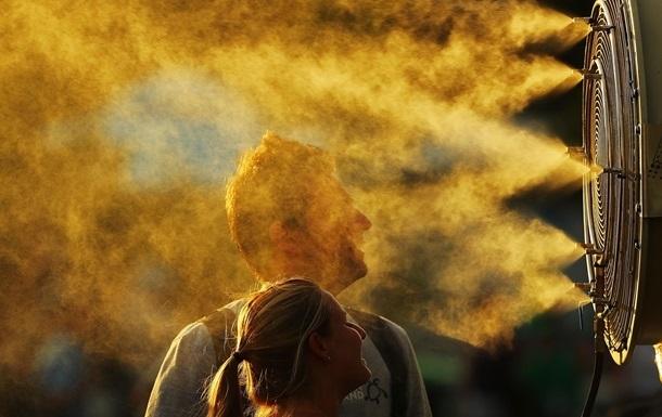 Прошлая ночь в Киеве стала самой жаркой с 1881 года