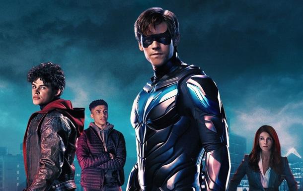 Вийшли трейлер і постери нового сезону серіалу Титани