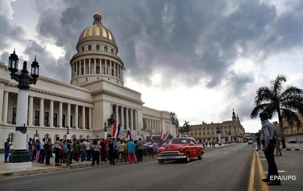 Символ социализма. Борьба за вспыхнувшую Кубу