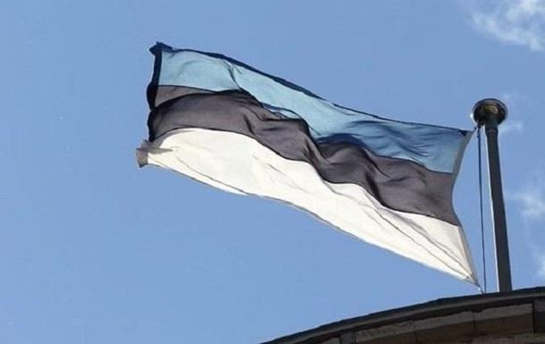 Естонія вислала російського дипломата