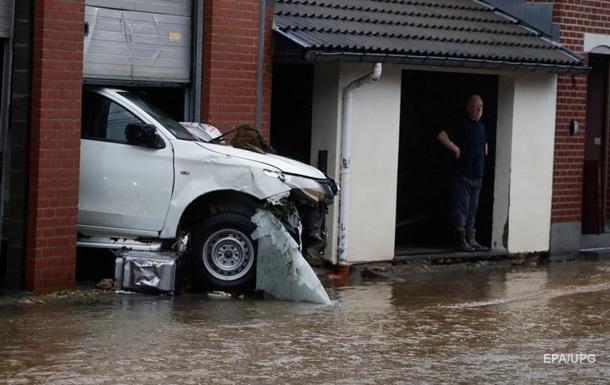 Жертвами повені в Бельгії стали 11 осіб