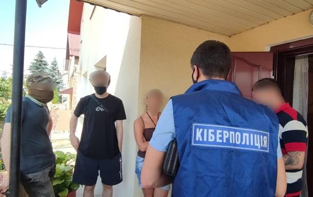 В Украине задержали мошенников, обманувших украинцев на 250 млн