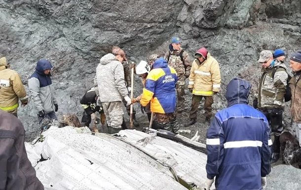 Причиной крушение Ан-26 на Камчатке назвали действия пилотов