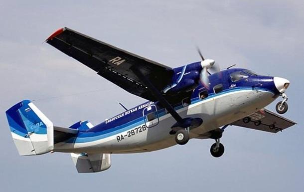 У Росії зник Ан-28 з пасажирами на борту