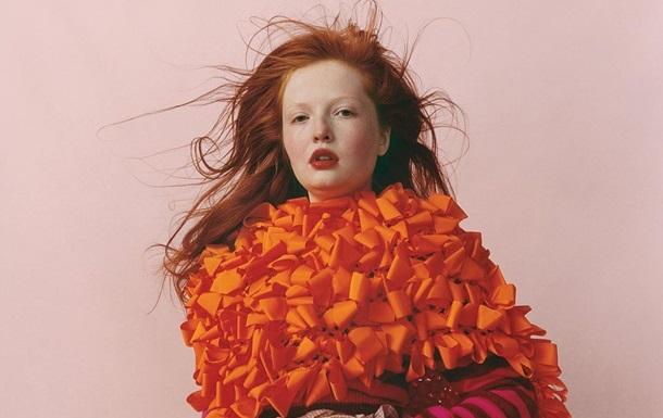 Модель plus-size знялася для українського Vogue